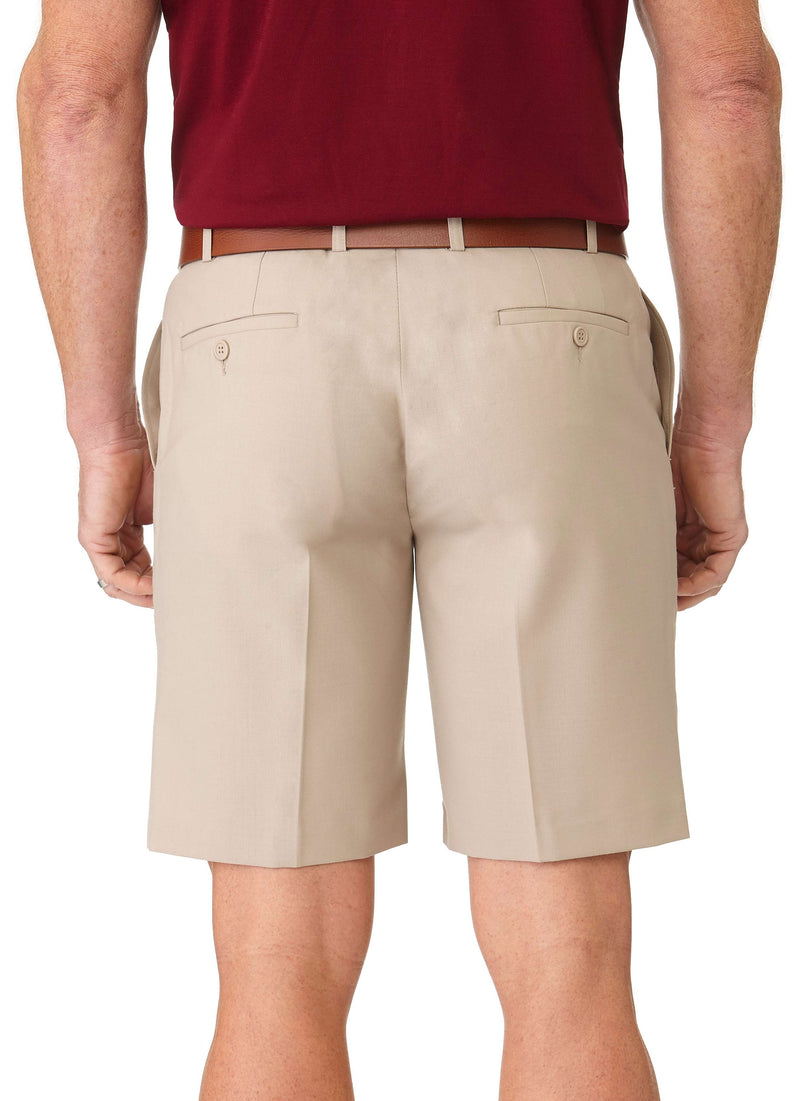 Mc KINLAY Wool Rich Machine Washable Tropical Short