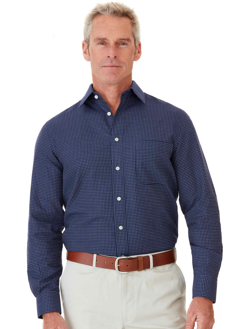 NEWBRIDGE L/S CASUAL SHIRT