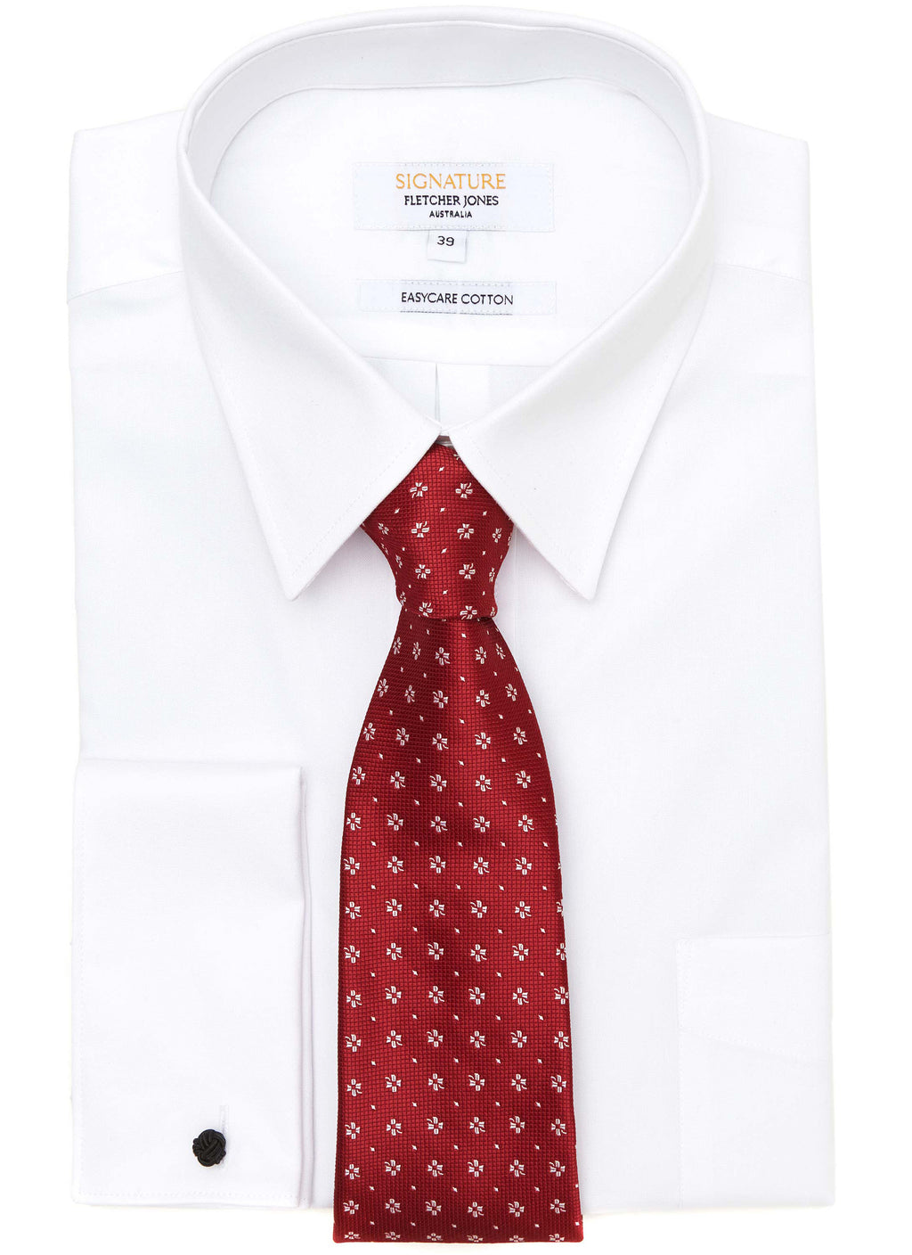 PICTON CLASSIC FIT FRENCH CUFF BUSINESS SHIRT