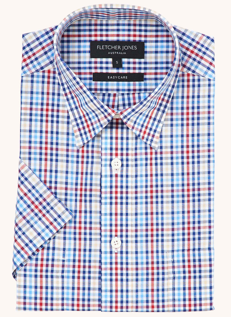 PINDIMAR Cotton Rich S/S Casual Shirt