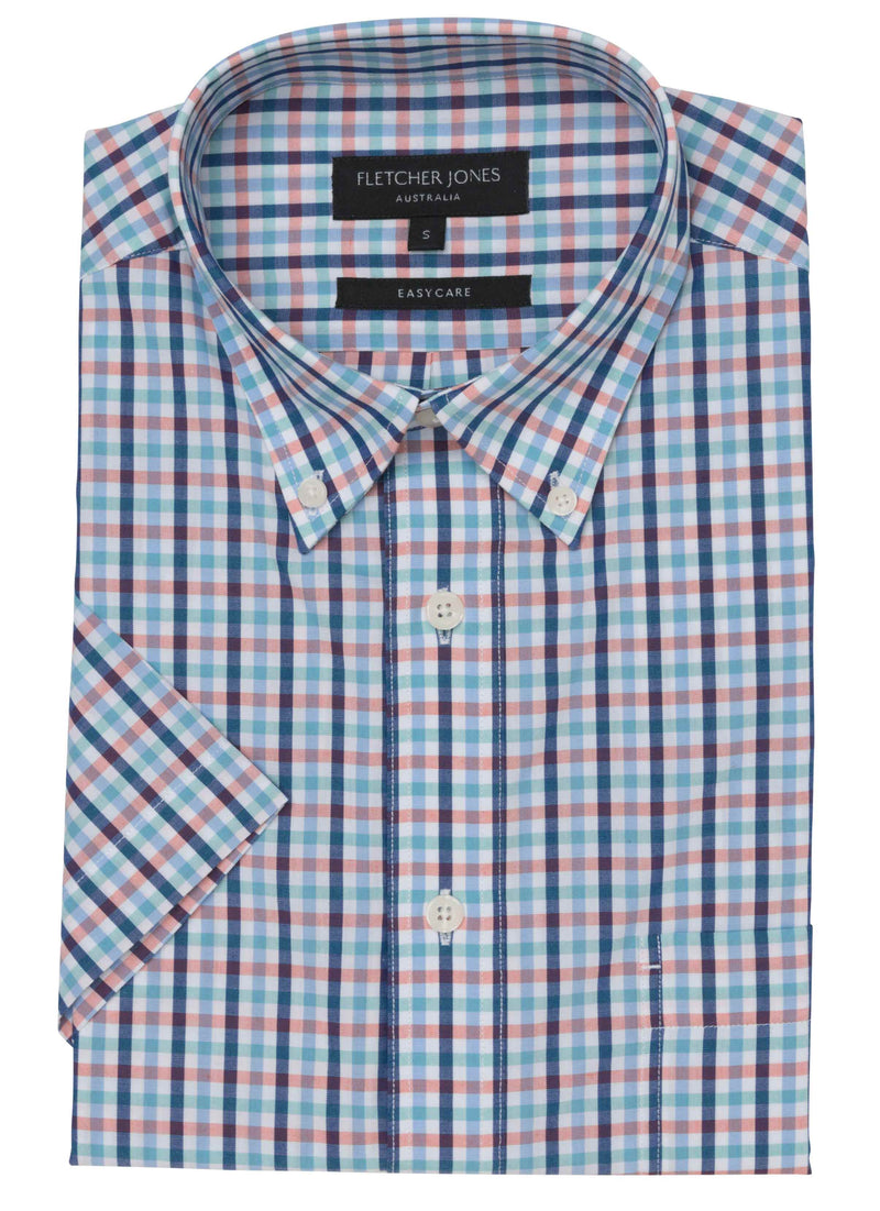 PORTREE S/S CASUAL SHIRT