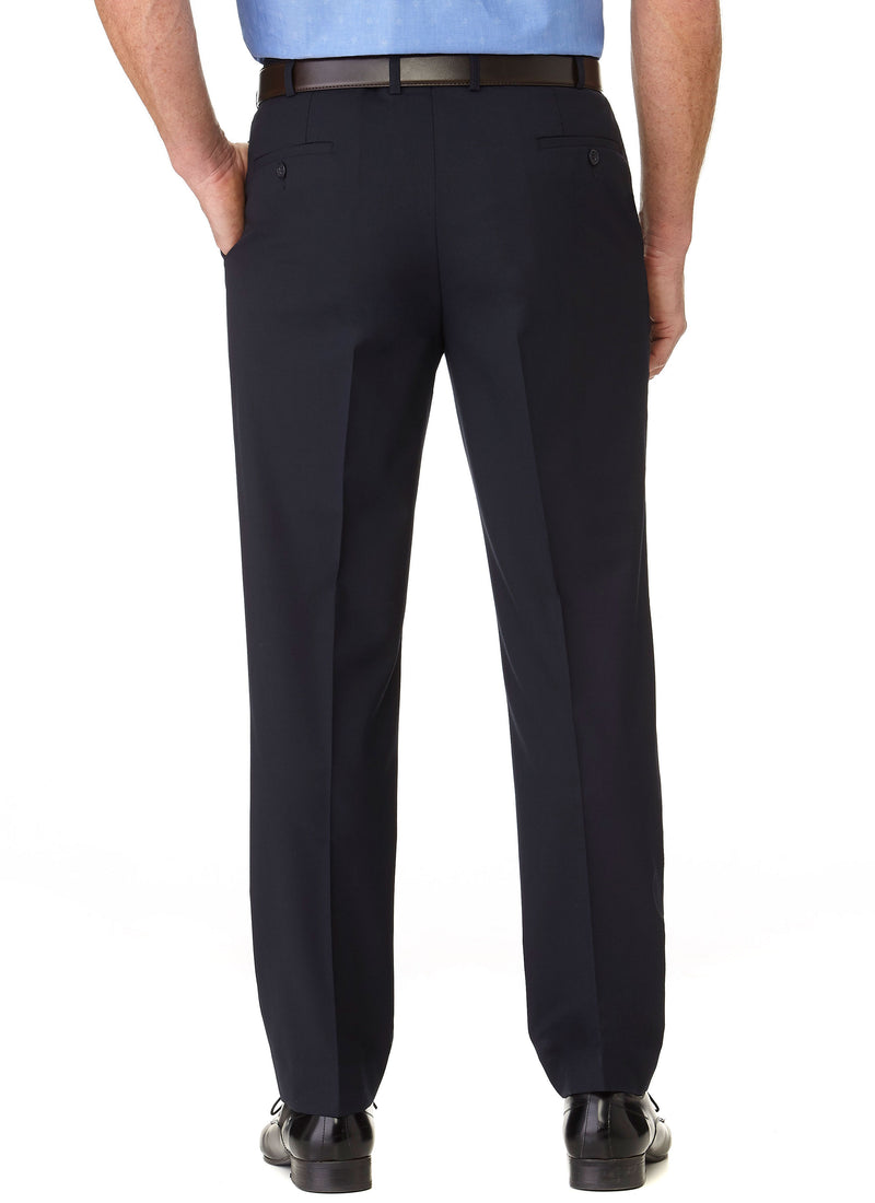 QUEENSCLIFF PLEATED TROUSER