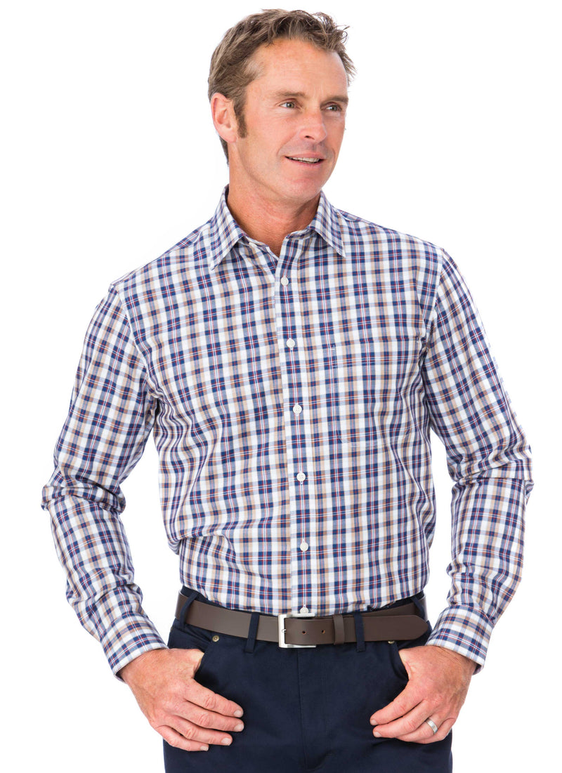 RYLSTONE L/S CASUAL SHIRT