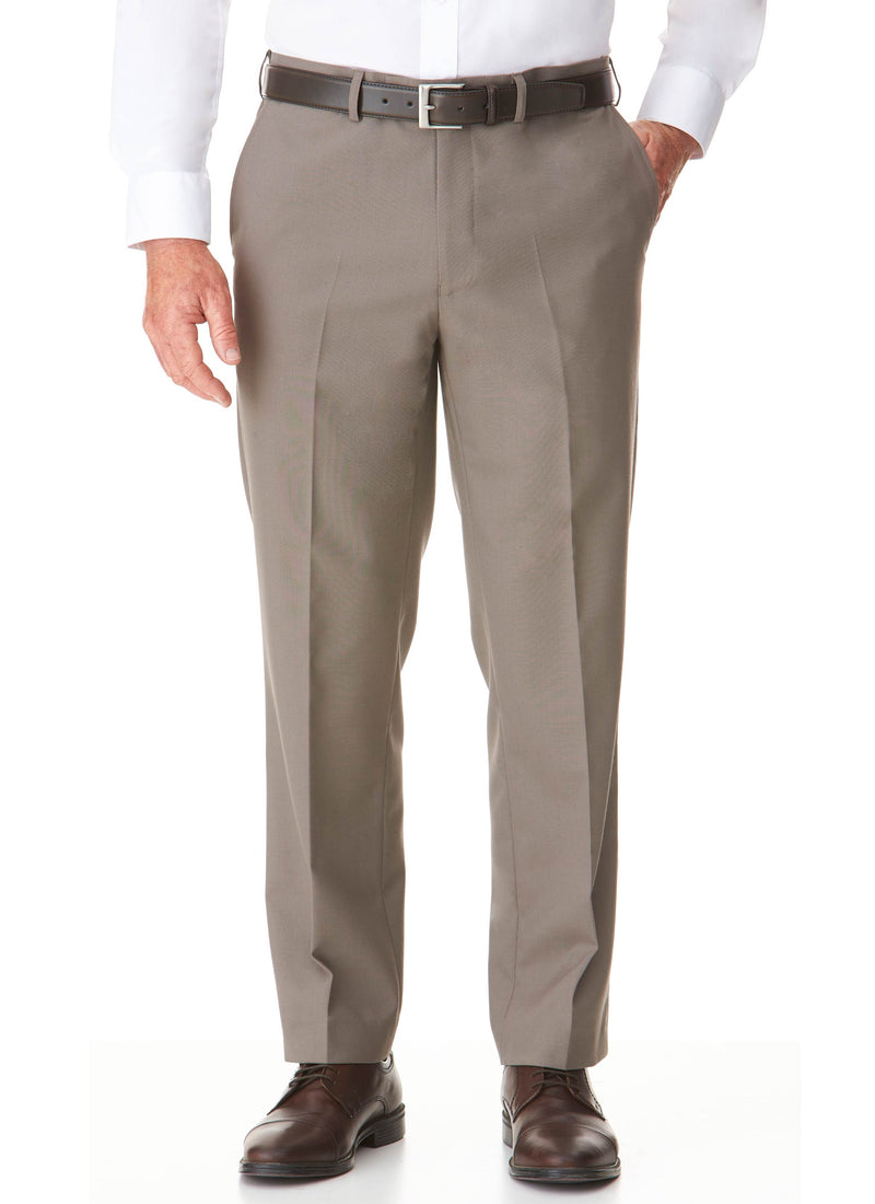 BEAUFORT FLEXIWAIST TROUSER - EARTH