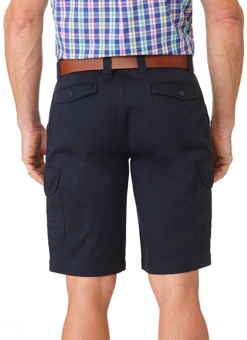 COULTA Cargo 100% Easy Iron Cotton Short
