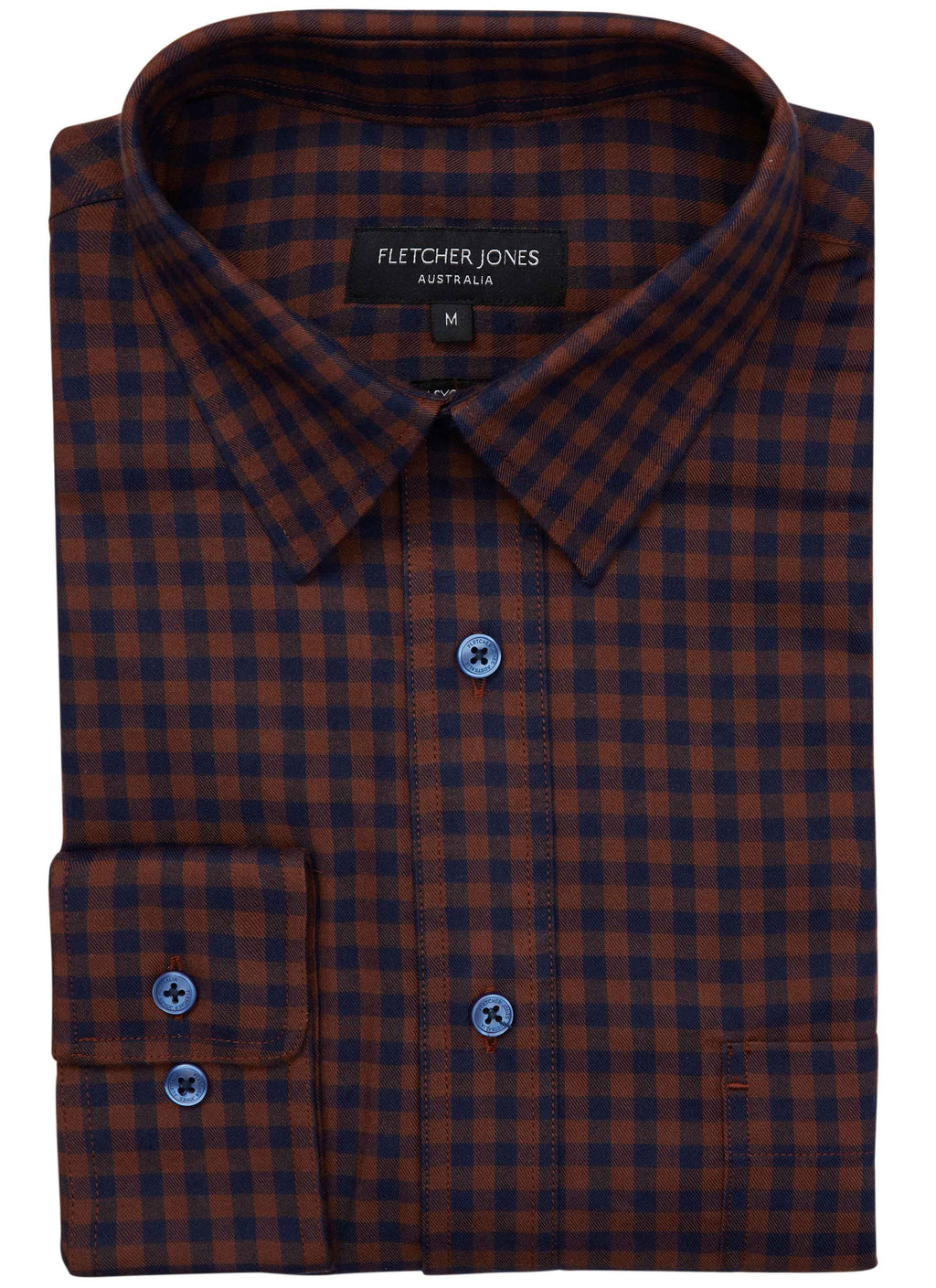 HARGRAVES CASUAL L/S SHIRT