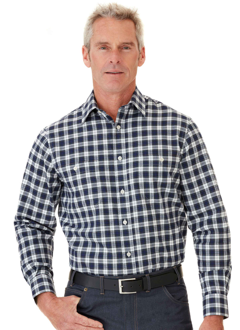 RIVERSTONE CASUAL L/S SHIRT