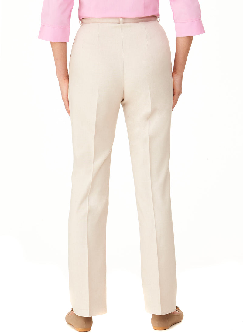 ROBINVALE SUMMER FLAT FRONT PANT