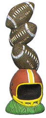 Football Stacker - Handcrafted Ceramics