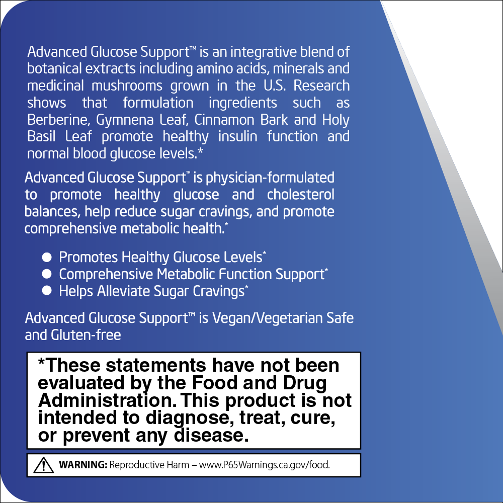 Advanced Glucose Support