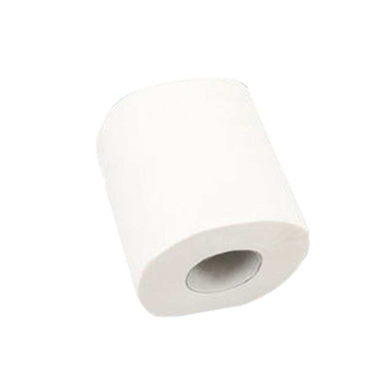 Fast Shipping 6/10/12 Roll 4-layer Household Wood Pulp Toilet Paper Toilet Paper