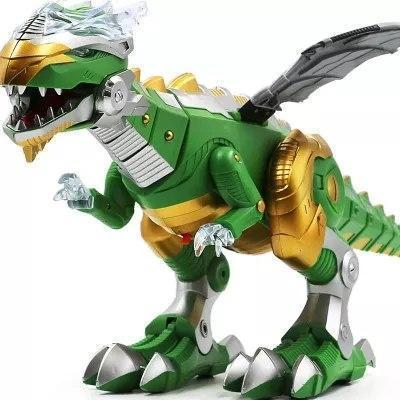 Gift For Boys-Walking Dinosaur Robot