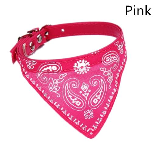 New Fahsion Small Adjustable Pet Cat Dog Collars Scarf