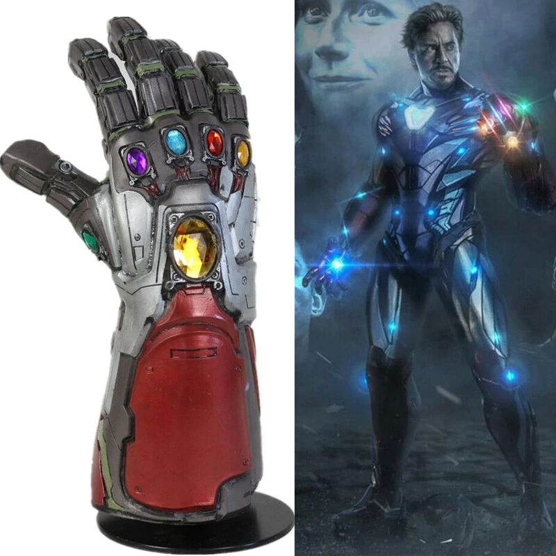 Love You 3000-Avengers Iron Man Gauntlet Gloves-🔥$24.9 Only Today🔥