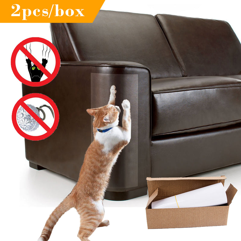 2pcs/lot Sofa Protect Pads Cat Scratching Furniture Protective Cover