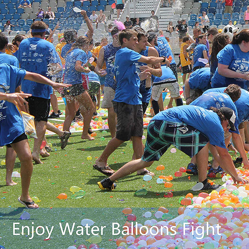 The Gatling Gun Of Water Balloons