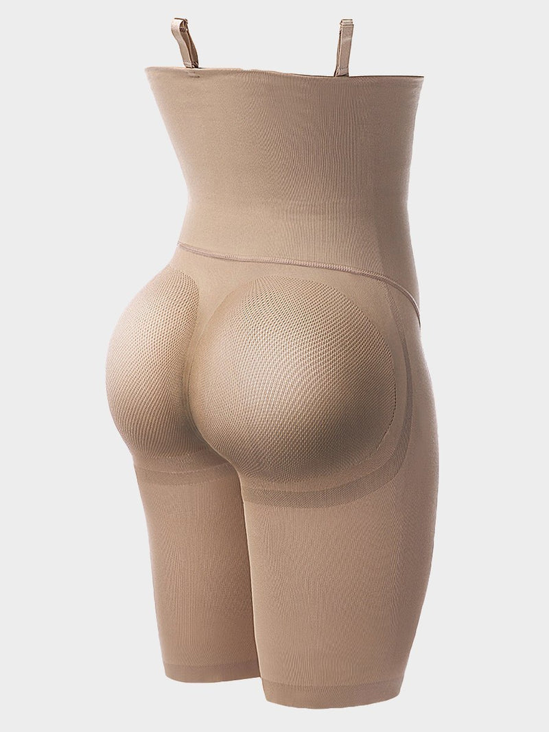 Cosmolle Best Brazilian Butt Lift Shorts Thigh Slimmer