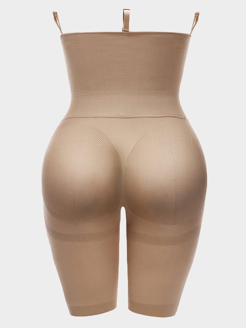 Cosmolle Booty Enhancer High Waist Shorts Slim Thigh
