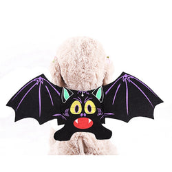 Cosplay Dogs Cats Halloween Bat Wings