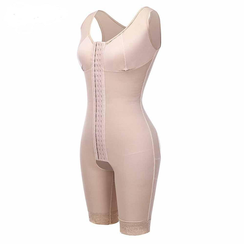 High Compression Tummy Overbust Slimming Full Body Shaper