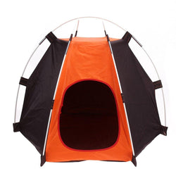Pet Portable House Foldable Camping Tent
