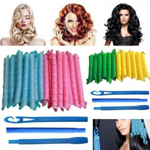 Magic Hair Curlers Maker