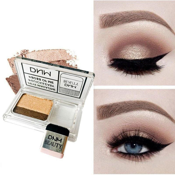 Perfect Lazy Dual Eyeshadow