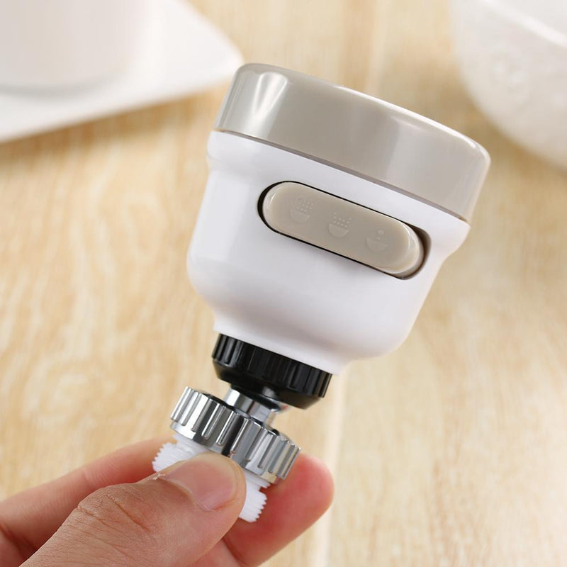 1PC Universal 360 Degree Rotatable Kitchen Tap Head