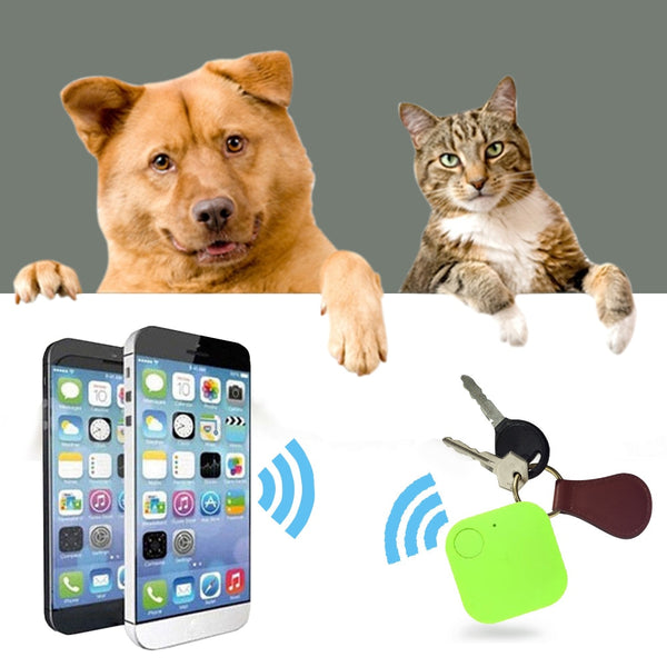 GPS Tracker Pets Wallet Keys Alarm Locator Realtime Finder Device