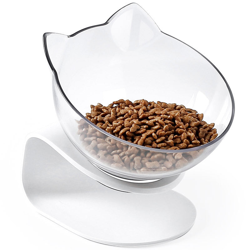Non-slip Double Bowls Pet Food And Water Bowls