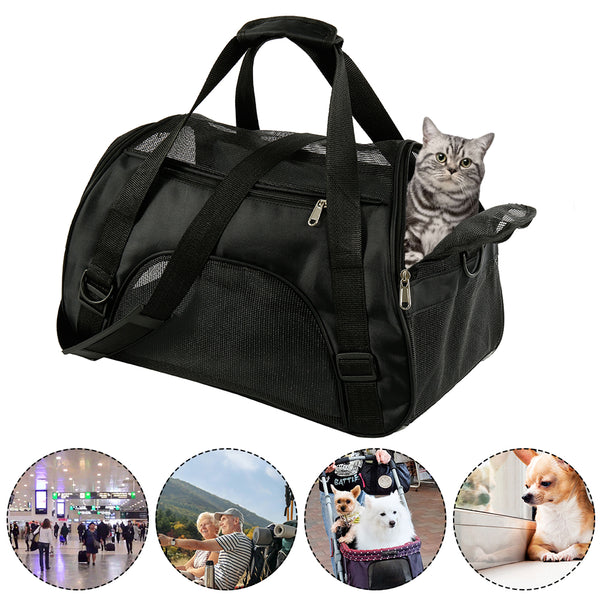 Backpack Carrier Bags Cat Dog Outgoing Travel