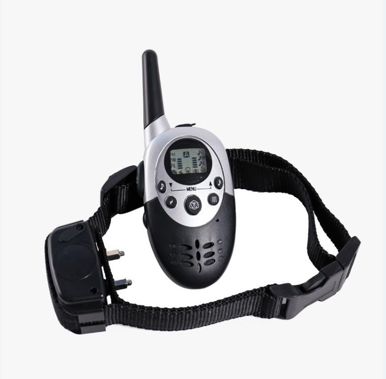 Pet Dog Safety Remote Anti Barking Electric Collar