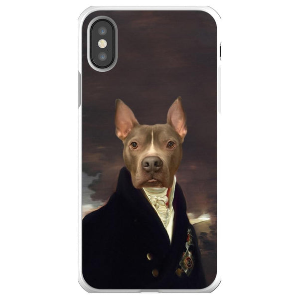 The Count - Custom Pet Phone Case