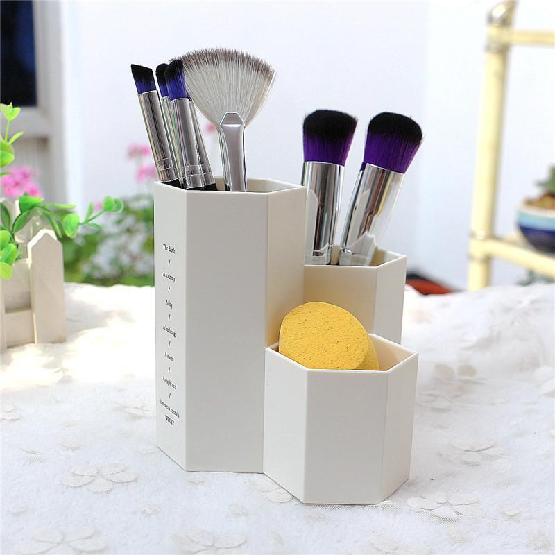 Makeup Brushes Cosmetic Holder Tools Case