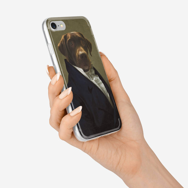 The Governor - Custom (Your Pet) Phone Case