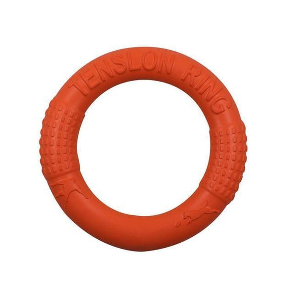 Dog EVA Flying Discs Pet Training Ring Interactive Training Dog Toy