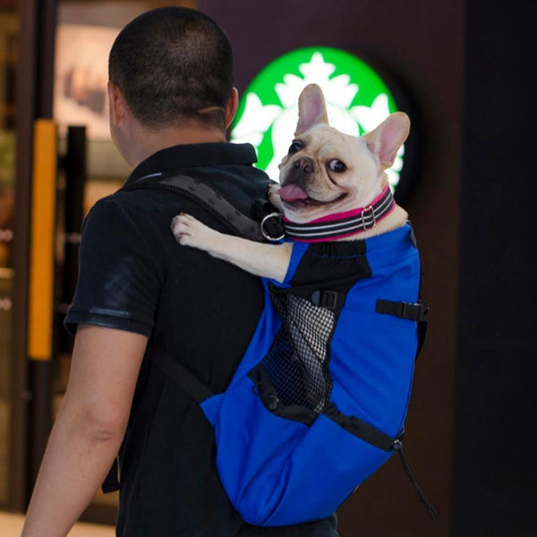 Breathable Pet Dog Carrier Bag