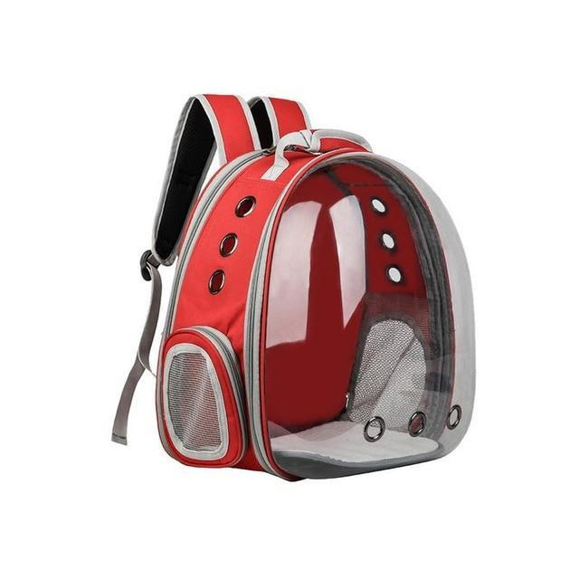 Portable Pet Cat Backpack Foldable Multi-Function Pet Carrier Bag