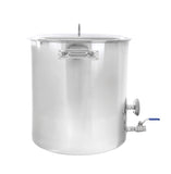 Stainless Steel Home Brew Kettle Set (Best Seller)