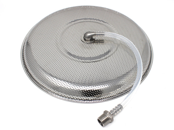 CONCORD Stainless Steel Universal False Bottom Set