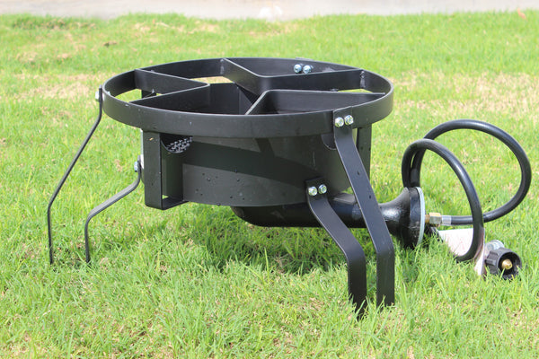 Concord Banjo Burner Outdoor Stove w/ Stand - Concord Kettles - 5