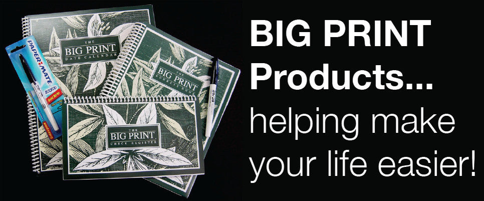 Big Print Products