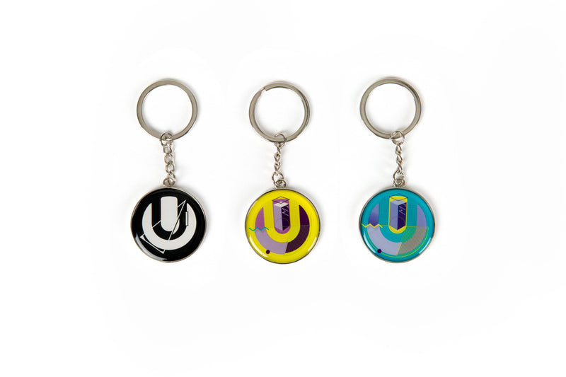 Ultra Metal Keychains