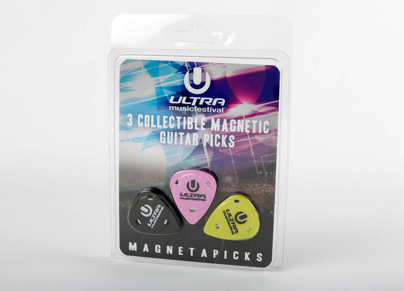 Ultra Magnetic Guitar Picks