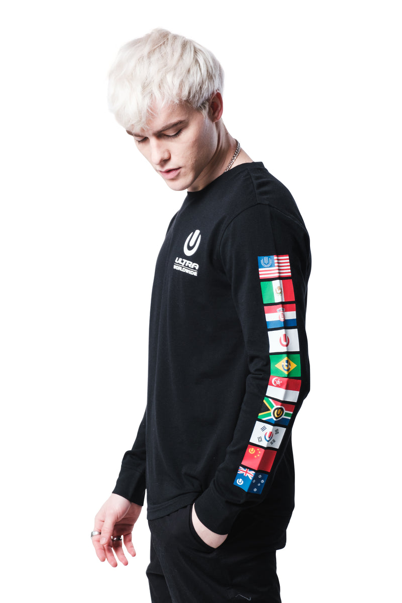 Ultra WorldWide L/S Tee
