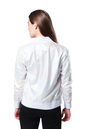 Ultra Iridescent Jacket