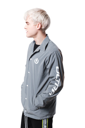 Ultra Reflective Coach's Jacket