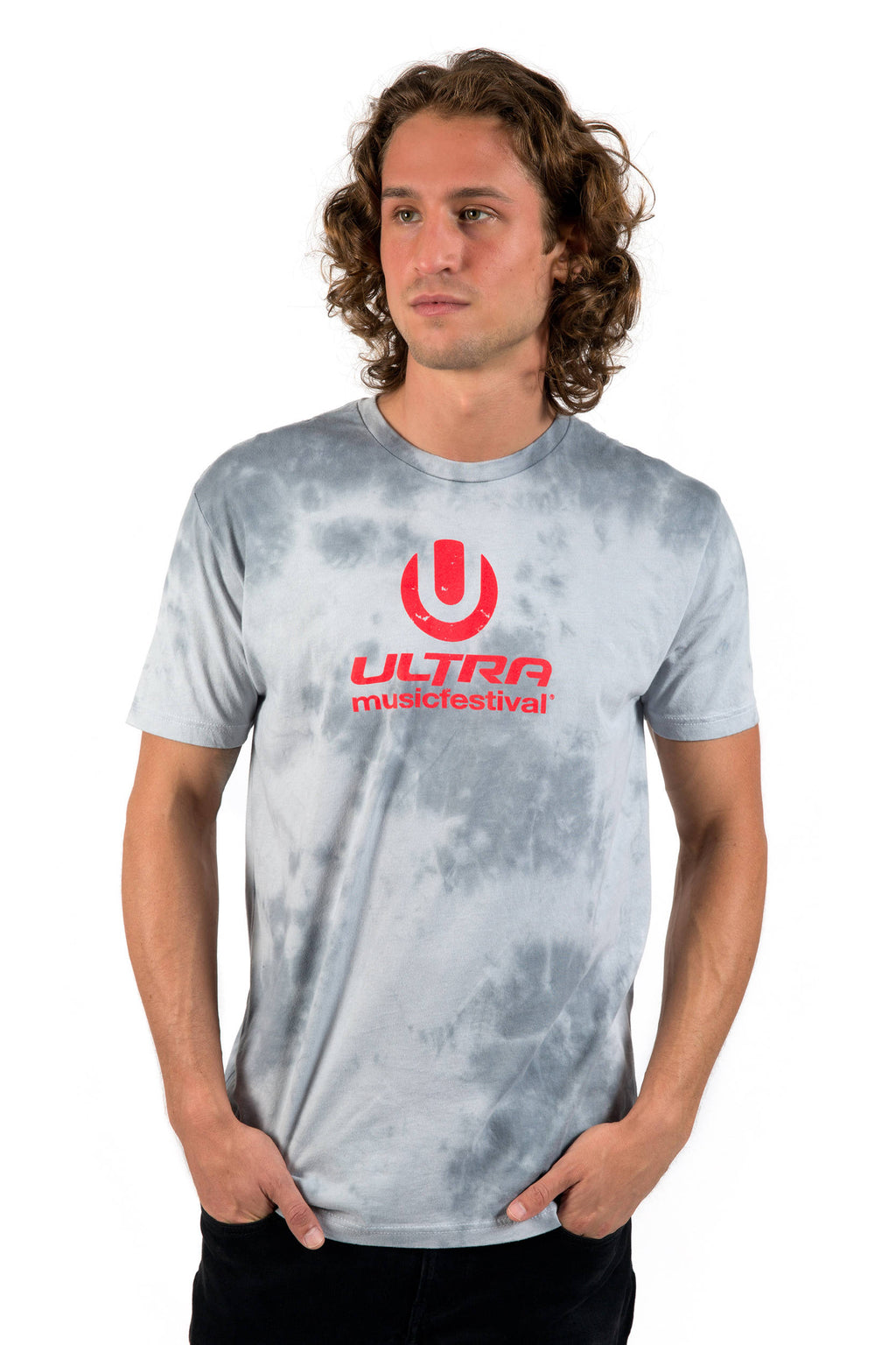 Ultra Gray Wash Tee