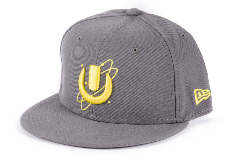 Ultra Limited New Era Gray Planet Hat