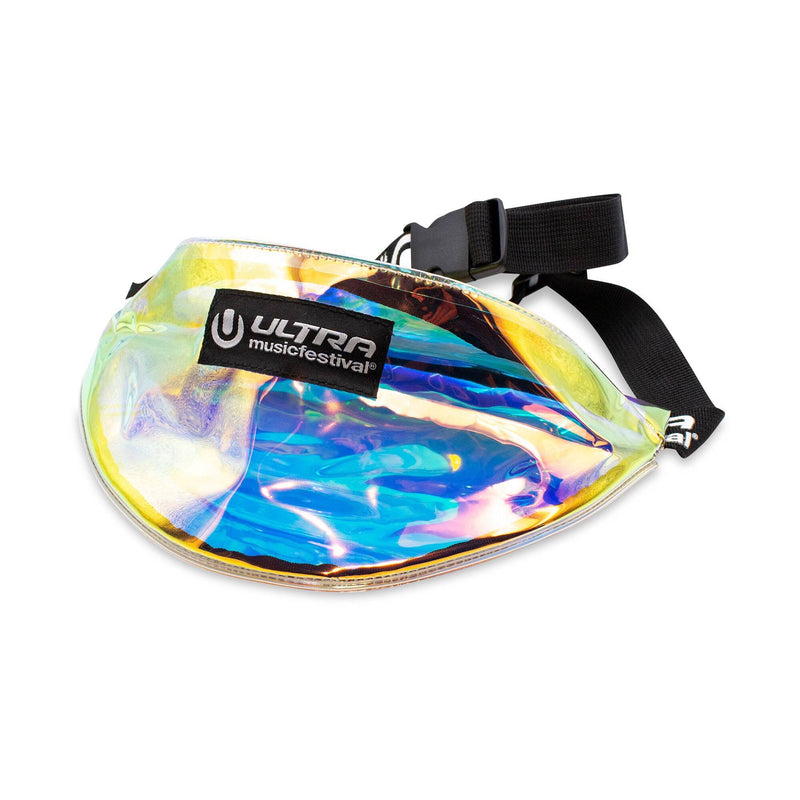 Ultra Iridescent Belt Bag